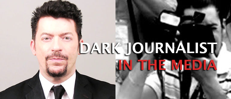 Dark Journalist In The Media